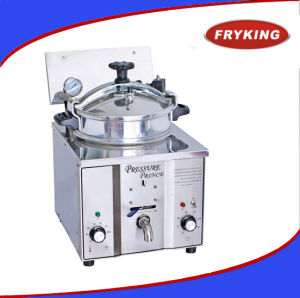 Table Top Pressure Fryer for Chicken Frying Machine Mdxz-16 pictures & photos
