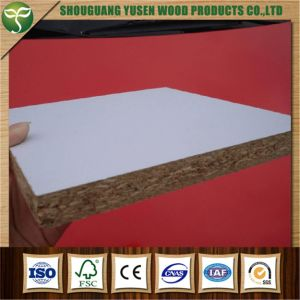 E1 Grade Good Quality Laminated Chipboard pictures & photos