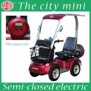 The Four Round Urban Leisure Electric Car pictures & photos