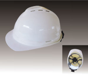 V-Guard CE Safety Helmet, with Ventilation pictures & photos