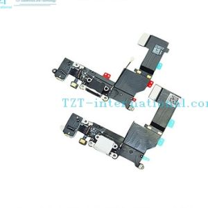 Mobile Phone Port Dock Microphone Flex Cable for iPhone 5 pictures & photos