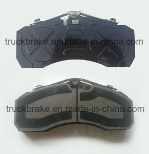 Wva 29087/29253/29216/29165/29174 Disc Brake Pad for Mercedes-Benz, Volvo, Scania, BPW, Man pictures & photos
