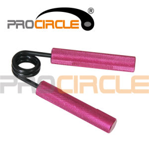 Crossfit Pink High Quality Steel Heavy Hand Grips (PC-HG1003) pictures & photos