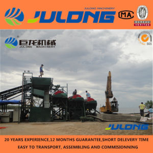 High Efficiency River Iron Separating Machine Julong