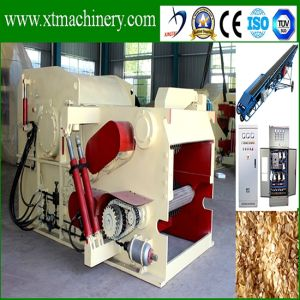 Commercial Use, Hot! Energy Saving Drum Wood Chipper with ISO/Ce pictures & photos