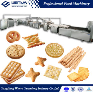 Wenva Multi-Purpose Full Automatic Biscuit Machine pictures & photos