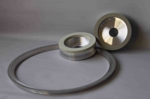Vitrified Bond Diamond Grinding Wheels for PCD/PCBN Insert pictures & photos