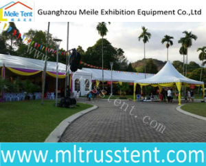 15X50m Malaysia Big Events Maquee Tent for Amusement Park pictures & photos