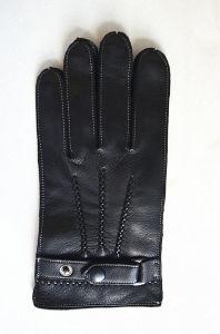 Men′s Fashion Leather Gloves (JYG-24097) pictures & photos