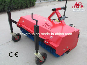 Tractor Pto Road Sweeper with Collector (CE approved) pictures & photos
