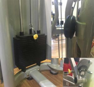 High Pully Gym Machine/Lat Pulldown Fitness pictures & photos