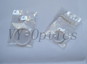 Optical Fused Silica Jgs1 Jgs2 Jgs3 Wafer with Al Coating From China pictures & photos