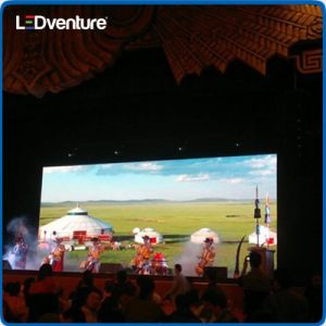 Indoor Full Color Big LED Video Screen Rental for Events, Conference, Parties pictures & photos