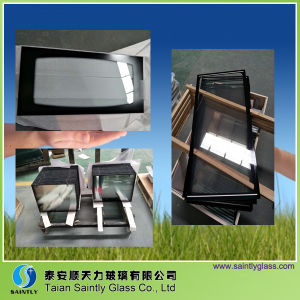 Tempered Glass for Cabinet/ Glass Panels with Printing/ Black Printing Glass pictures & photos