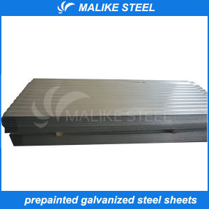 Corrugated Steel Sheet for Warehouse Building Roofing