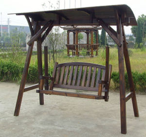 Swing Chair With Awning (DJ-673)