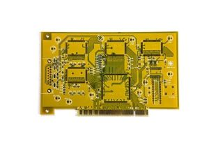 Multi-Layer PCB (PCB-15 4L Gold fingers) pictures & photos