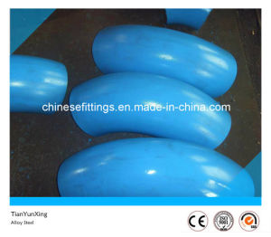 Seamless Butt Welding Alloy Steel Pipe Fittings pictures & photos