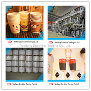 PE Coated Paper for Hot Drinking Cup Paper