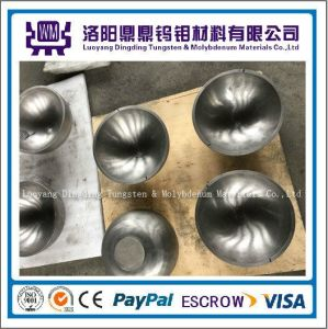 Bowl Sturcture Tungsten Crubile for Rare Earth Smelting pictures & photos