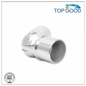 90 Degree Stainless Steel Joint Tube Connector pictures & photos