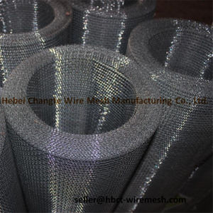 Round Barbecue Crimped Wire Mesh pictures & photos