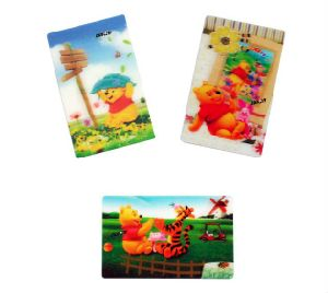 High Qualityt Print Custom Lenticular Sticker pictures & photos