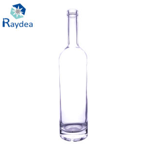 750ml Super Flint Glass Bottle for Red Wine pictures & photos