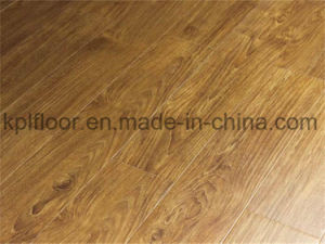 AC4 HDF Laminated Flooring Glossy Surface pictures & photos