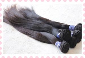 Straight Hair Weft Virgin Hair pictures & photos