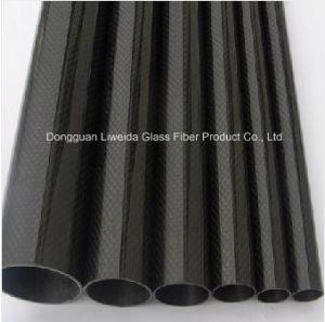 3k Carbon Fiber Weave Appearance, 3k Carbon Fiber Pole /Tube pictures & photos
