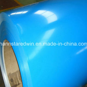 Color Coated PPGI Hot Dipped Cold Rolled Steel Coil/Roofing Sheet pictures & photos