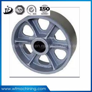 China Manufacture Grey Iron/Sand Casting Flywheel by Custom pictures & photos