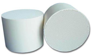 Cellular Cordierite Honeycomb Ceramic Filter, Diesel Particulate Filter pictures & photos