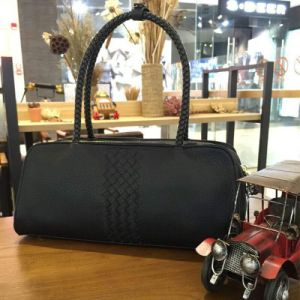 Genuine Leather Hand Bag High Quality Ladies Imported Cowhide Leather Bag pictures & photos