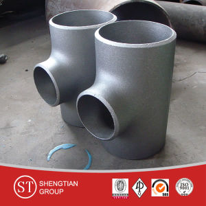 Carbon Steel Tee Seamless Buttweld pictures & photos