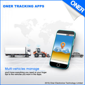 Convenient Phone Android SMS APP for Vehicle Trackers pictures & photos