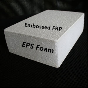 Light Weight Fiberglass EPS Foam Insulation Panel for Prefabricated Building pictures & photos