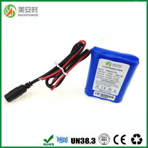 Samsung 18650 Battery 12V 2600mAh pictures & photos