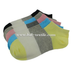 Women Ankle Socks pictures & photos
