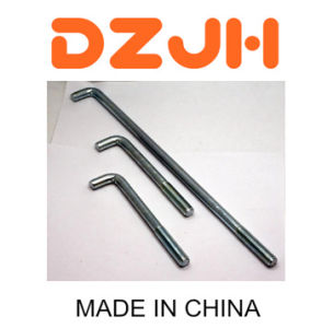 Stainless Steel L-Shaped Anchor Bolt pictures & photos