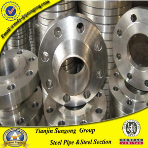 ASME B16.5 Carbon Steel Flange pictures & photos