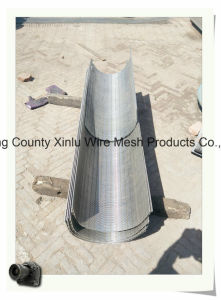 Stainless Steel Wedge Wire Filter Panel pictures & photos