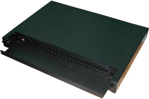 Rack Mount Fiber Optic Box 1u 12port Wd6