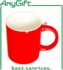Ceramic Mug with Customized Color and Logo (3) pictures & photos