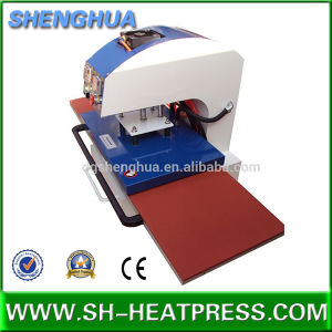Cheap Price Pneumatic Twin Stations Heat Press Machine for Sublimation Printing pictures & photos