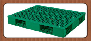 1200X1000X150mm Heavy Duty Double Grid Plastic Storage Pallet pictures & photos