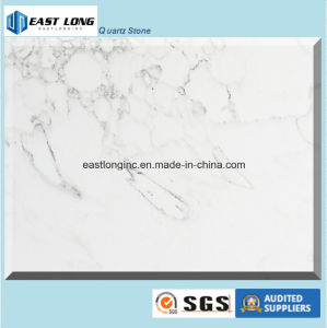 White Marble Artificial Quartz Stone Solid Surface pictures & photos