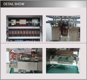 Ketchup and Tomato Paste Packing Machine (multi lines; 4 sides sealing;) pictures & photos