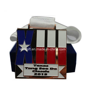 Customized Metal Hard Enamel Olympic Medal pictures & photos